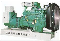 250KW上柴股份柴油发电机组 5