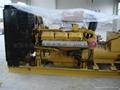 400KW上柴股份发电机组