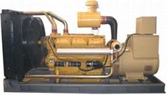500KW上柴股份柴油發電機組