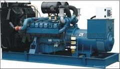 400KW玉柴發電機組