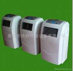医院移动式循环风紫外线空气消毒机