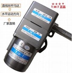 TWT东炜庭丝杆减速电机