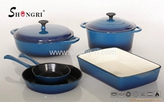 Enamel cookware (Hot Product - 1*)