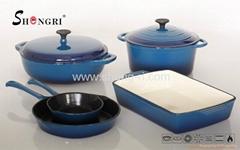 Enamel fry pan (Hot Product - 1*)