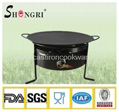 camping outdoor Gas bbq grill