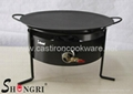 camping outdoor Gas bbq grill  2