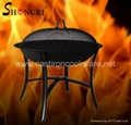 camping outdoor Gas bbq grill  3