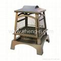 fire pit/braizer bbq grill/fire basket  2