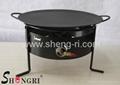 fire pit/braizer bbq grill/fire basket  5