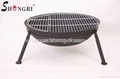 Shengri stainless steel Fire pit &outdoor heater
