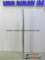 MountingSolarGroundScrews
