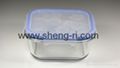 Glass Food Storage Container  Easy to Clean