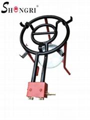 Gas ring burner 40cm