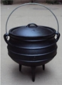 New Potjie Series Cookware Cast Iron Dutch Oven Outdoor Cooking