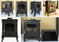 Shengri New Cast Iron Classic Fireplace Stove