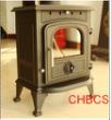 Shengri New Cast Iron Classic Fireplace