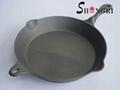 Cast Iron Frying Pans Pre-seasoned & Enamel Cookware