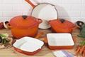 Enamel Cast Iron cookware Sets