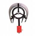Gas ring burner(with enamel coated)
