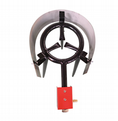 Gas ring burner(with enamel coated)