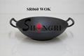 Cast iron Wok SR060