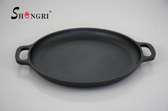 Cast Iron Pizza pan SRYPQ-35