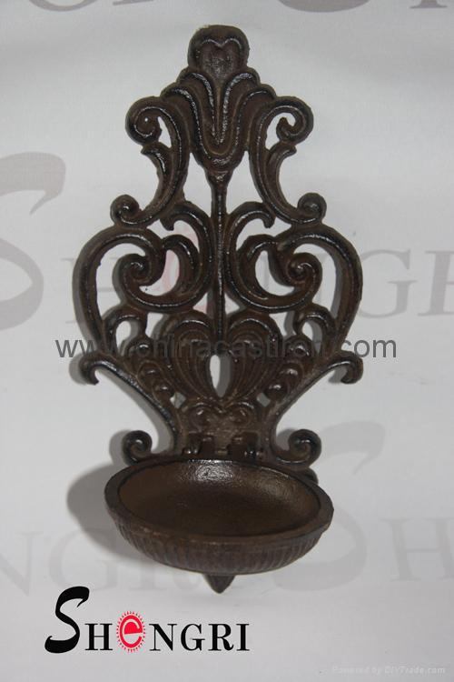 Cast Iron Candle Holder China Manufacturer Fireplace Slate Marble Granite Stone