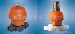 意大利进口FIP气动塑胶隔膜阀