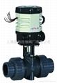 蓝帕LPAJ12-精小型气动+电动螺纹球阀DN8-25 2
