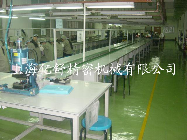 专业设计安装皮带输送机 5