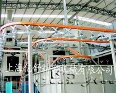 上海懸挂鏈輸送機
