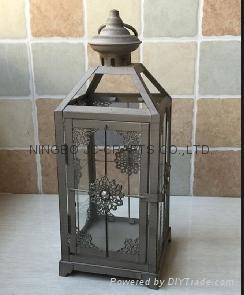 American metal lanterns 1