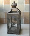 American metal lanterns