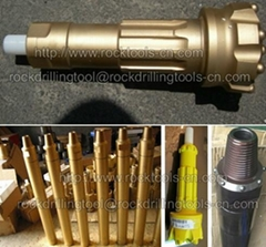 DTH Drilling Tools DTH Hammers DTH Bit DTH Drill Tube