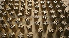 ballistic button bit - tapered button bits - ballistic button drill bits