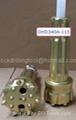 DHD340A-115mm DTH Hammer Bit, flat