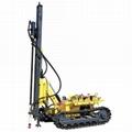 Screw air compressors, Rock drills, Drilling rig 3
