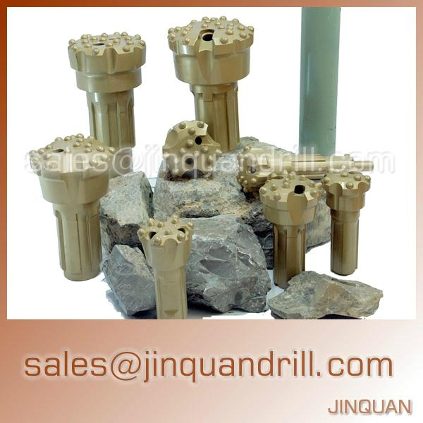 DTH Bits, DTH Hammer, DTH Drill Tube, Down Hole Drilling Parts