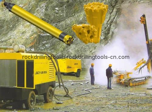 Down The Hole (DTH) Drilling Tools