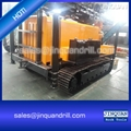 Kaishan KW10 KW20 KW30 Geothermal Well Driller, Crawler Water Well Drilling Rigs