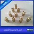 tapered drill bit button bits