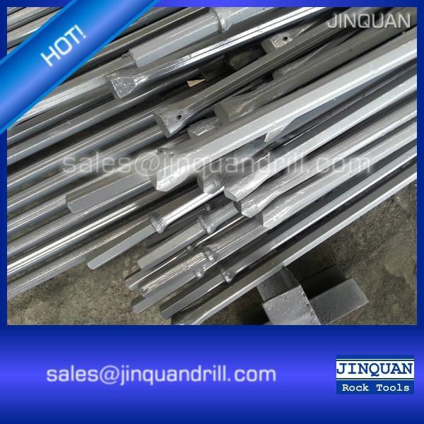 tungsten carbide rod for drill bits,integral drill steels,China drill rod