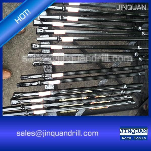 atlas copco integral drill rods - drill rod specifications - drill rod adapter
