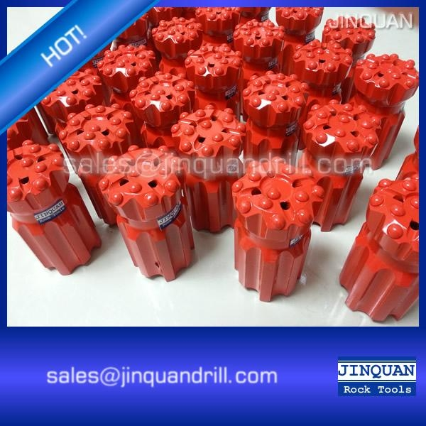 button bits rock drilling tools - atlas copco button bit - button bit supplier