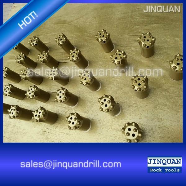 Tungsten Carbide Button Tips