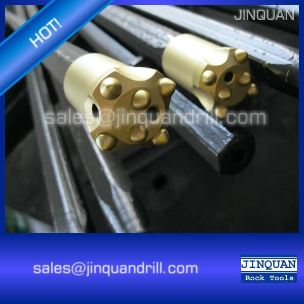 button drill bit - button bits rock drilling - rock drilling equipment