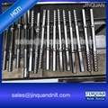 Shank adapter drill rod