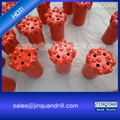 China button bits - button bit drilling