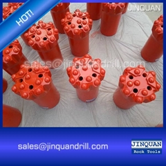China button bits - button bit drilling - button bit semi-spherical