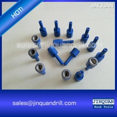 diamond grinding pins - grinding buttons - grinding cup - diamond tip points